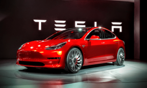 Tesla market share