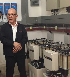 lithium batteries power