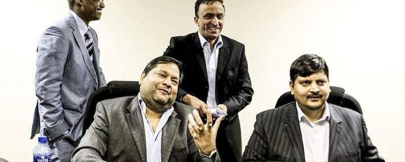 Gupta Family