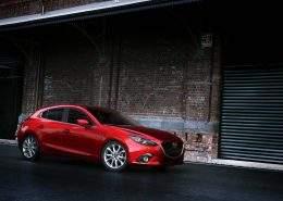 electric Mazda