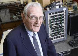 lithium battery inventor